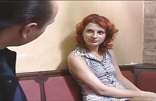 الجنس تنزيل افلام سكس اجنبية مترجمة مع ناضجة أحمر العمة.