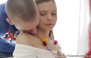 الفتاة اللعينة في الحمار في سكس اجنبي تحميل مجاني الطبيعة.